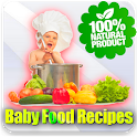 Homemade Baby Food Recipes icon