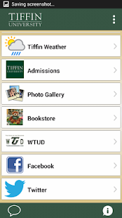 TU Mobile - Tiffin University- screenshot thumbnail