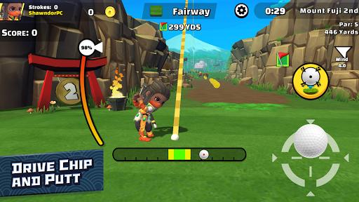Ninja Golf u2122 1.0.8 screenshots 2