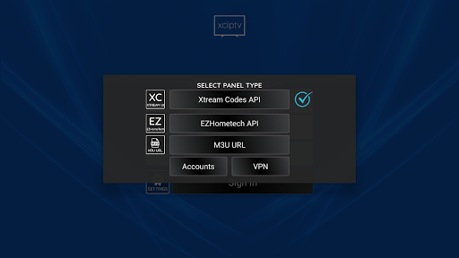 XCIPTV PLAYER 4.0.0 screenshots 20