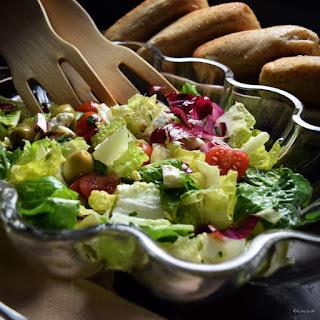 Best Italian Chopped Salad Greens.