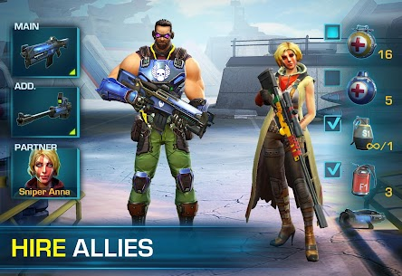 Evolution 2: Battle for Utopia. Action shooter App Latest Version Download For Android and iPhone 2