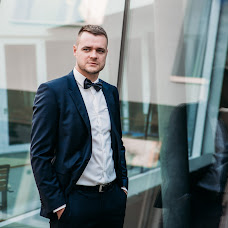 Wedding photographer Roman Gorskin (Gorskin). Photo of 03.05.2017