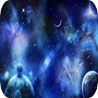 Magic Space Live Wallpaper APK icon
