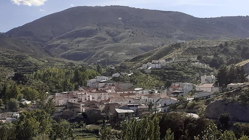 El municipio de Alcóntar. (Fotografía de José Domene Ramón)