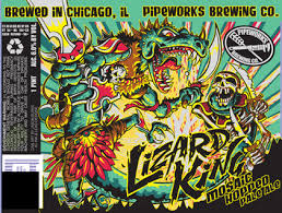 Pipeworks Lizard King Pale Ale