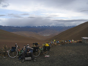 Photo: Pang la pass (5160m)