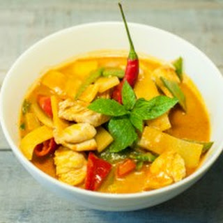 Thai Curry ruckzuck