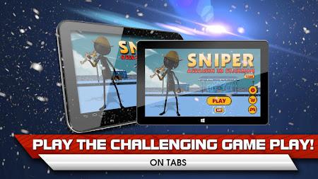 Sniper Assassin 3D Stickman 1.2 screenshot 49491