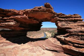 Photo: Natures Window, Kalbarri NP