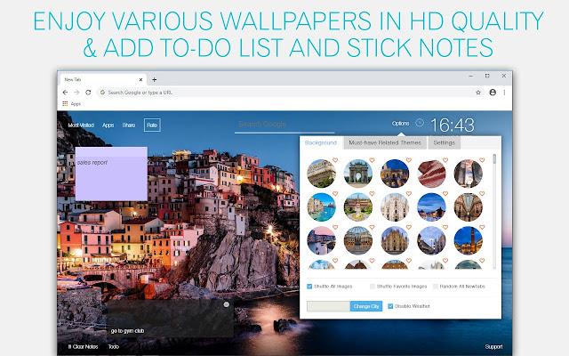 Italy Wallpaper HD Italy New Tab