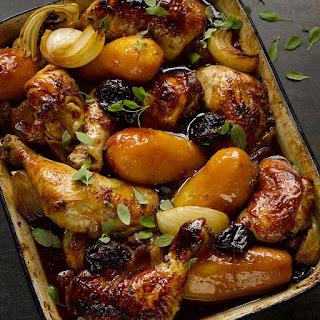 Pomegranate Molasses Chicken Recipes.