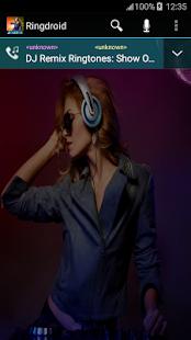 DJ Remix Ringtones - náhled
