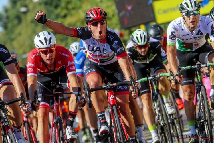 Italiaanse spurtbom (zesde in de Ronde) kent nieuw team