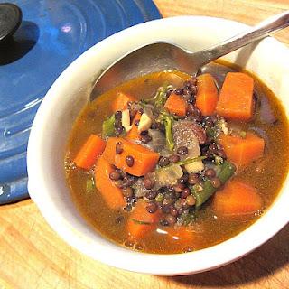 A Good Lentil Soup