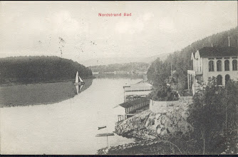 Photo: Nordstrand Bad II, 1905