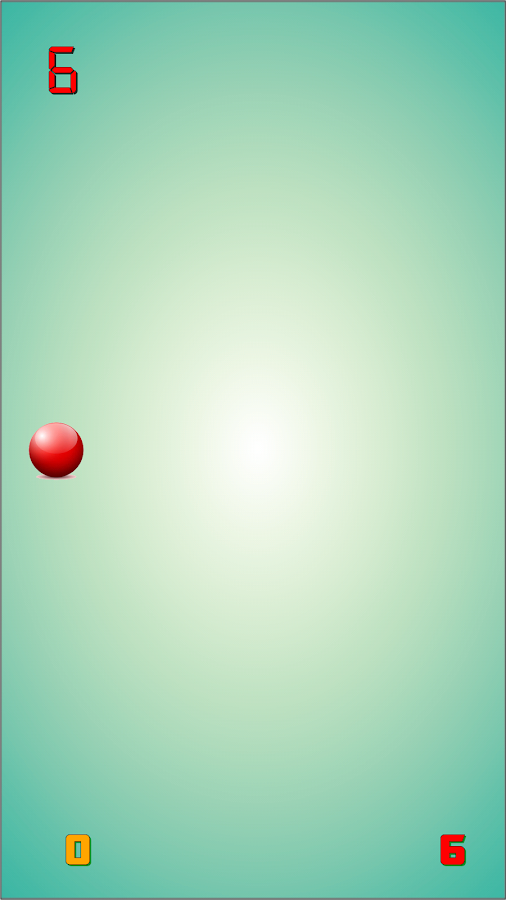 Touch Ball- screenshot