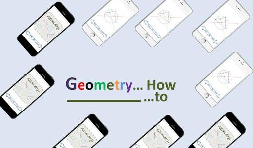 Learn geometry : step by step 1.0 screenshots 1