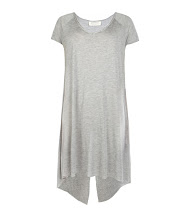 Photo: Wasson Dress>>  UK>http://bit.ly/O2fBGi US>http://bit.ly/OUOQ8i  The Wasson Dress is a directional piece which features a cross over detail at the back and raw edge detailing at the neckline. This versatile style can be worn both ways, as shown in our lookbook, and is an essential wardrobe item for Autumn 2012.