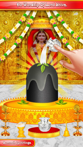 Lord Shiva Virtual Temple android2mod screenshots 3