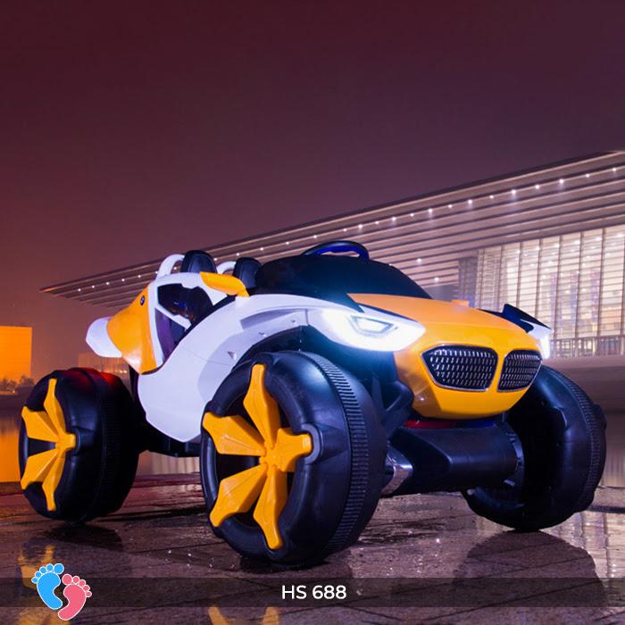 Xe ô tô điện địa hình cho bé hs-688 8