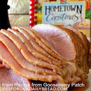 Crock-Pot Whole Ham.