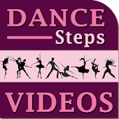 DANCE VIDEOS for Dancing Steps