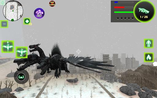 Dragon Robot 2 apktreat screenshots 1