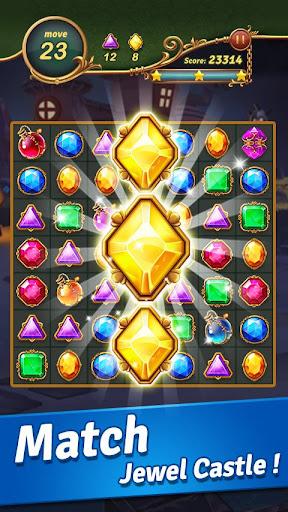 Jewel Castleu2122 - Classical Match 3 Puzzles 1.4.5 Mod screenshots 1