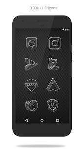 Glass Pack – Transparent Theme (Pro Version) 3.2.3 Patched Latest APK Free Download 2
