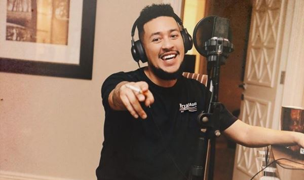WATCH | AKA loses his mind over winning Music Video Of The Year at the Samas - TimesLIVE