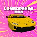 Mod for Minecraft Lamborghini icon