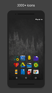 Ruggon - Icon Pack Screenshot