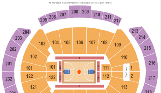 College Basketball Tickets - náhled