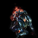 Zed league of legends Wallpaper for New Tab