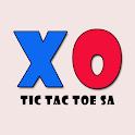 Tic Tac Toe SA icon