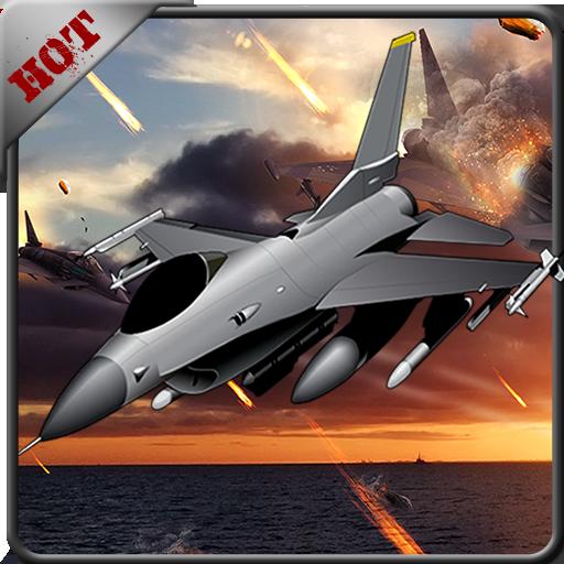 空气 空间 喷气式飞机 战斗机 3D 街機 App LOGO-APP試玩