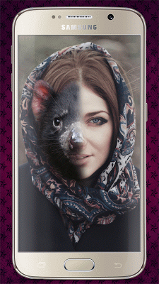 Animal Face Photo Morphing - screenshot