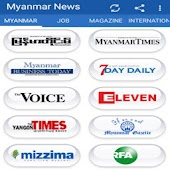 Myanmar News Job Magazine