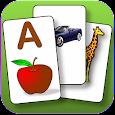 Kids flashcard game apk