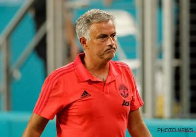Mourinho uit laatste keer zijn ontgoocheling en haalt rechtstreeks uit naar bestuur Man U