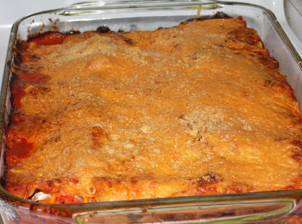 Italian Sausage And Cheese Lasagna Rolls Recipe