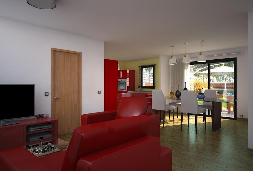 Vente Terrain + Maison - Terrain : 535m² - Maison : 95m² à Chemillé (49120)