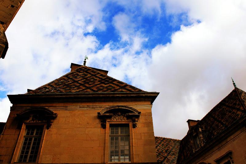 Dijon e i suoi contrasti cromatici di Ilaria Torregiani