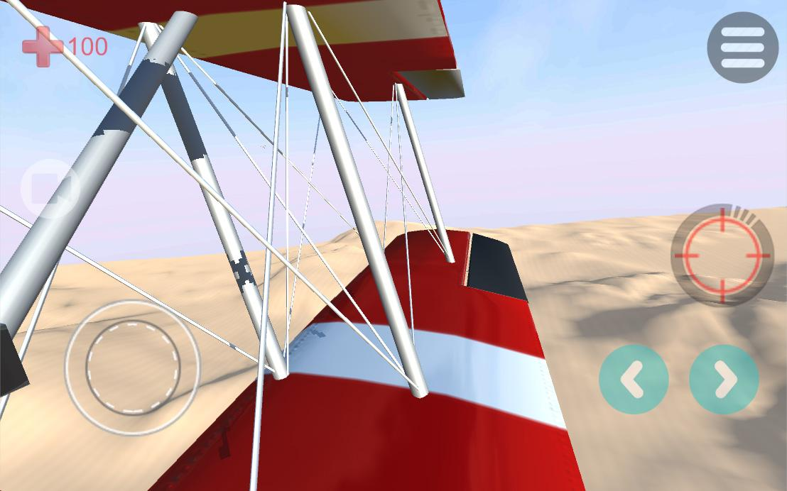 Air King: VR airplane battle- screenshot