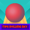 Tips Rolling Sky