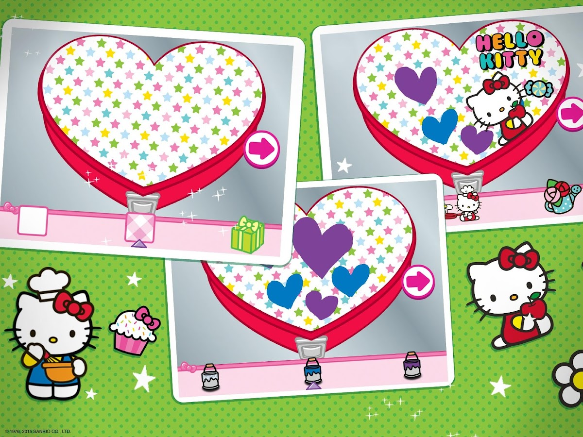 hello kitty lunchbox – android-apps auf google play