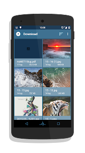 Razaer Blue - Layers Theme v3
