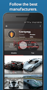 LuXuper - For Car Enthusiasts screenshot 3