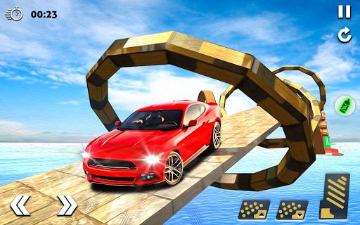 Mega Stunt Car Race Game - Free Games 2020 3.4 screenshots 4